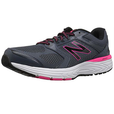 6. New Balance Women's Cushioning Running Shoe (W560v7)