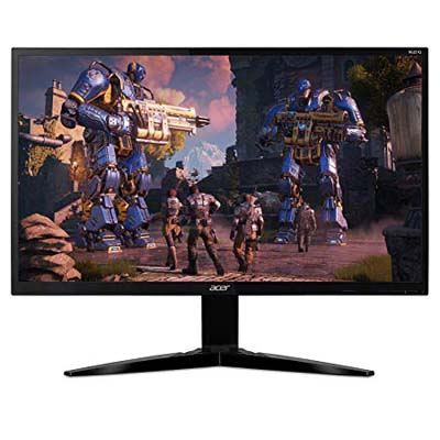 "8. Acer Gaming Monitor 24.5"" KG2510 bmiix"