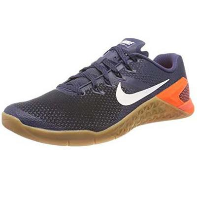 10. Nike Men's Metcon 4 Ankle-High Cross Trainer Shoe