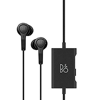 8. Bang & Olufsen E4 Active Noise Cancelling Earphones