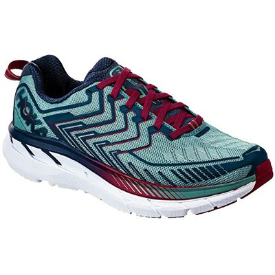 4. HOKA ONE ONE Women's Clifton 4 Running Shoe