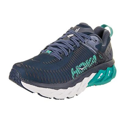 10. HOKA ONE ONE Women's Arahi 2 Running Shoe
