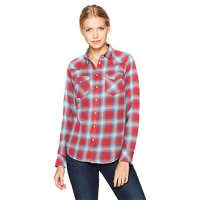 6. Levi's Women's Tailored Classic Western Shirt