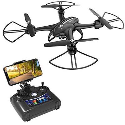 6. Holy Stone HS200D FPV RC Drone