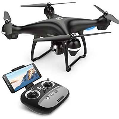 3. Holy Stone GPS FPV RC Drone