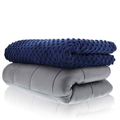 10. Sonno Zona Anxiety Blanket