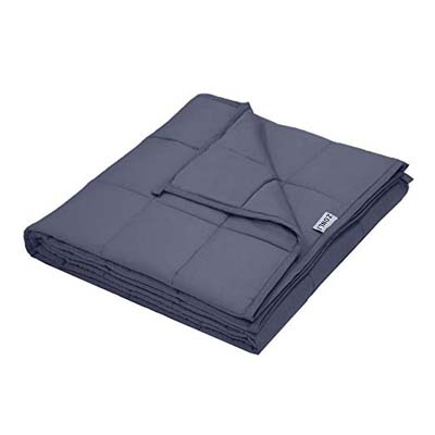 5. ZonLi Weighted Blanket