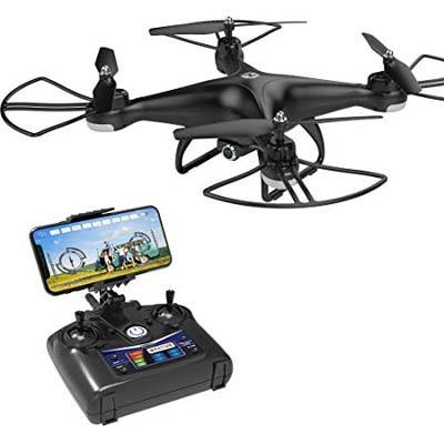 5. Holy Stone HS110D FPV RC Drone