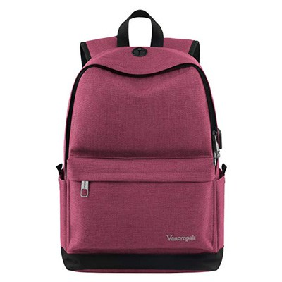 4. Vancropak Student Backpack for Women