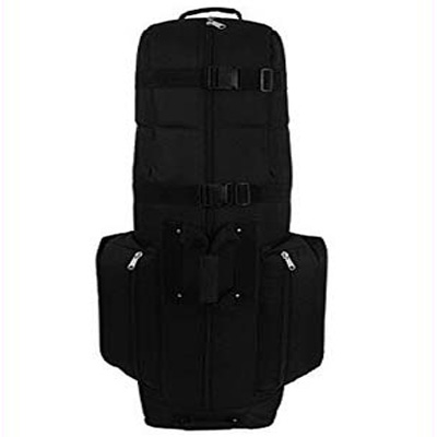 3. CaddyDaddy Golf CDX-10 Golf Bag Travel Cover