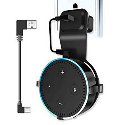 5. AXELECT Wall Mount for Echo Dot