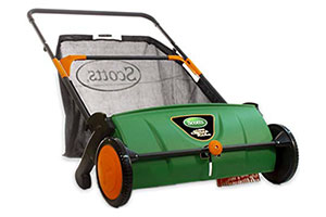 Best Push Lawn Sweepers
