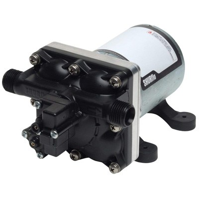 1. SHURFLO 4008-101-E65 3.0 Revolution Water Pump