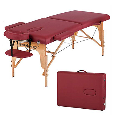 10. Best Massage 84 inches Massage Table