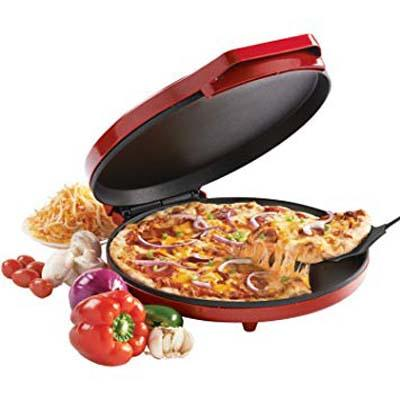 2. Betty Crocker BC-2958CR Pizza Maker