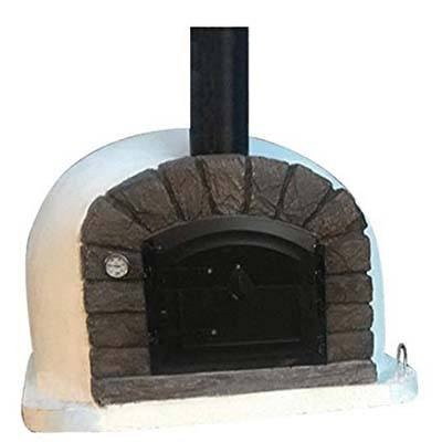 6. Authentic Pizza Oven Famosi