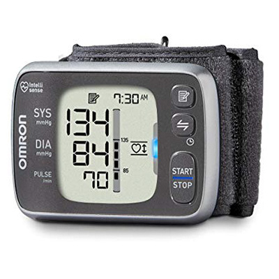2. Omron (100 readings) Blood Pressure Monitor