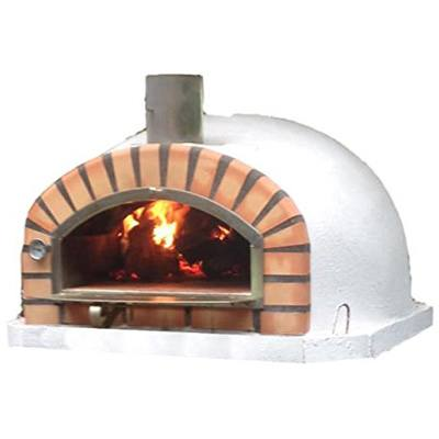 5. Traditional Brick Pizzaioli Wood Fire Oven