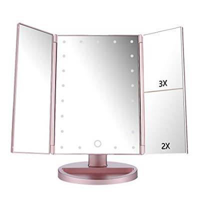 5. Easehold Vanity Makeup Mirror