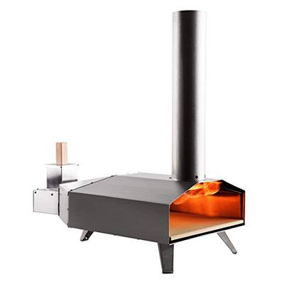 3. Ooni 3 Portable Wood Pellet Pizza Oven