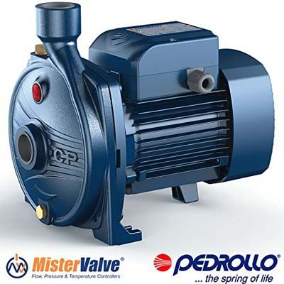 10. Pedrollo Electric Water Pump CP 0.25-2.2 KW Centrifugal Pump
