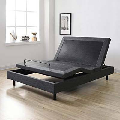 5. Classic Brands Twin XL Adjustable Comfort Bed Base