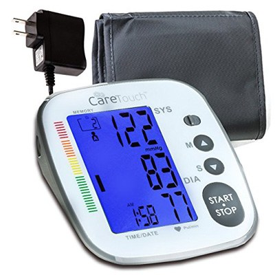 3. Care Touch Platinum Series Blood Pressure Monitor