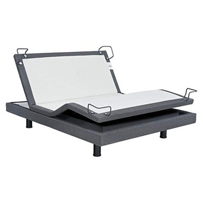 8. Reverie REV-7S-QN Zero Gravity Adjustable Massage Bed