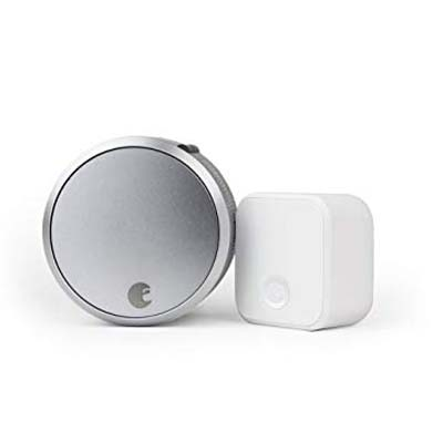 4. August Smart Lock Pro + Connect 3rd generation Technology