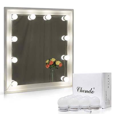 Top 10 Best Makeup Mirrors With Light In 2019 Reviews