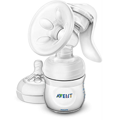 9. Philips Avent Breast SCF330/30 Pump Manual