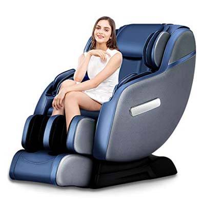 8. Real Relax 3D SL-Track Robotic Massage Chair