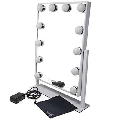 8. Estala Hollywood Vanity Mirror With Lights