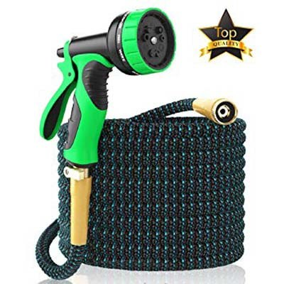 5. 2018 Expandable Garden Hose 50 Ft Extra Strong