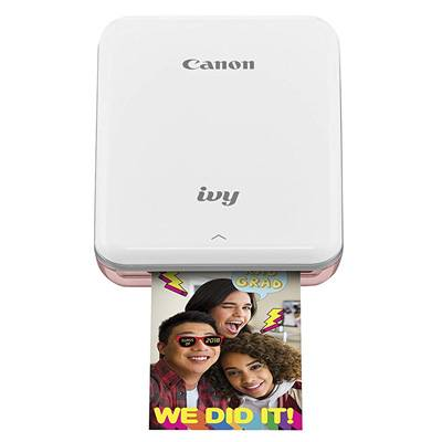 3. IVY Mobile Photo Printer by Canon (3204C001)
