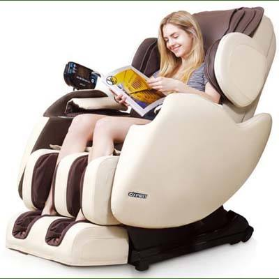 9. R Rothania Electric Ospirit Full Body Massage Chair