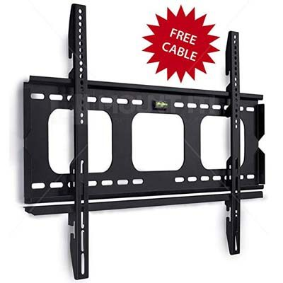5. Mount- It! Low Profile TV Mount for 42-70 Inch Plasma and LCD