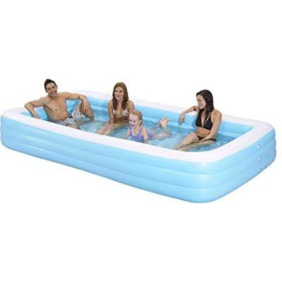 10. Family Kiddie – Giant Inflatable Pool