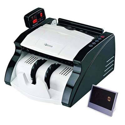 1. G-Star Technology Money Counter with Counterfeit Detection