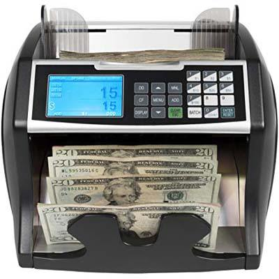 8. Royal Sovereign RBC-4500 Variable Speed Money Counter