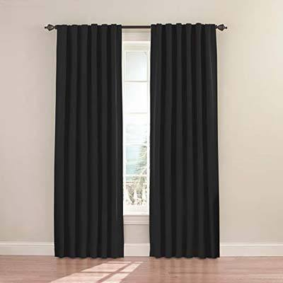 5. Eclipse Blackout Curtains