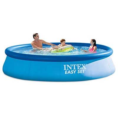 2. Intex 12 feet by 30 Inch Pool Set With Filter Pump