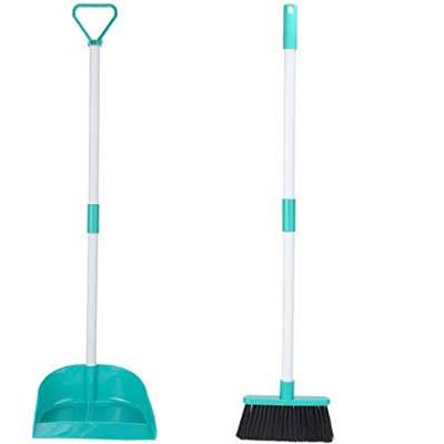 5. Home-X Broom & Dustpan Set