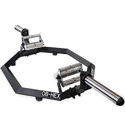 9. Valor Fitness Super Hex Trap Bar
