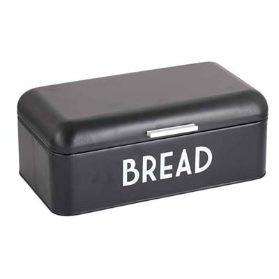 5. Home Basics Bread Box