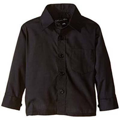 3. Johnnie Lene Long Sleeve Dress Shirt