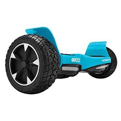 8. GOTRAX HOVERFLY XL All-Terrain Hoverboard