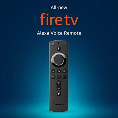 10. All-new Alexa Voice Remote with Power and Volume controls
