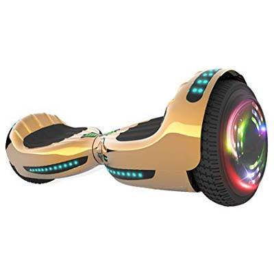 1. Hoverboard UL2272 Certified Flash wheel Electric Scooter