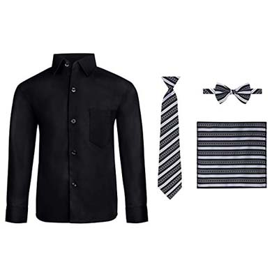 8. S.H Churchill and Co 4-Piece Dress Shirt